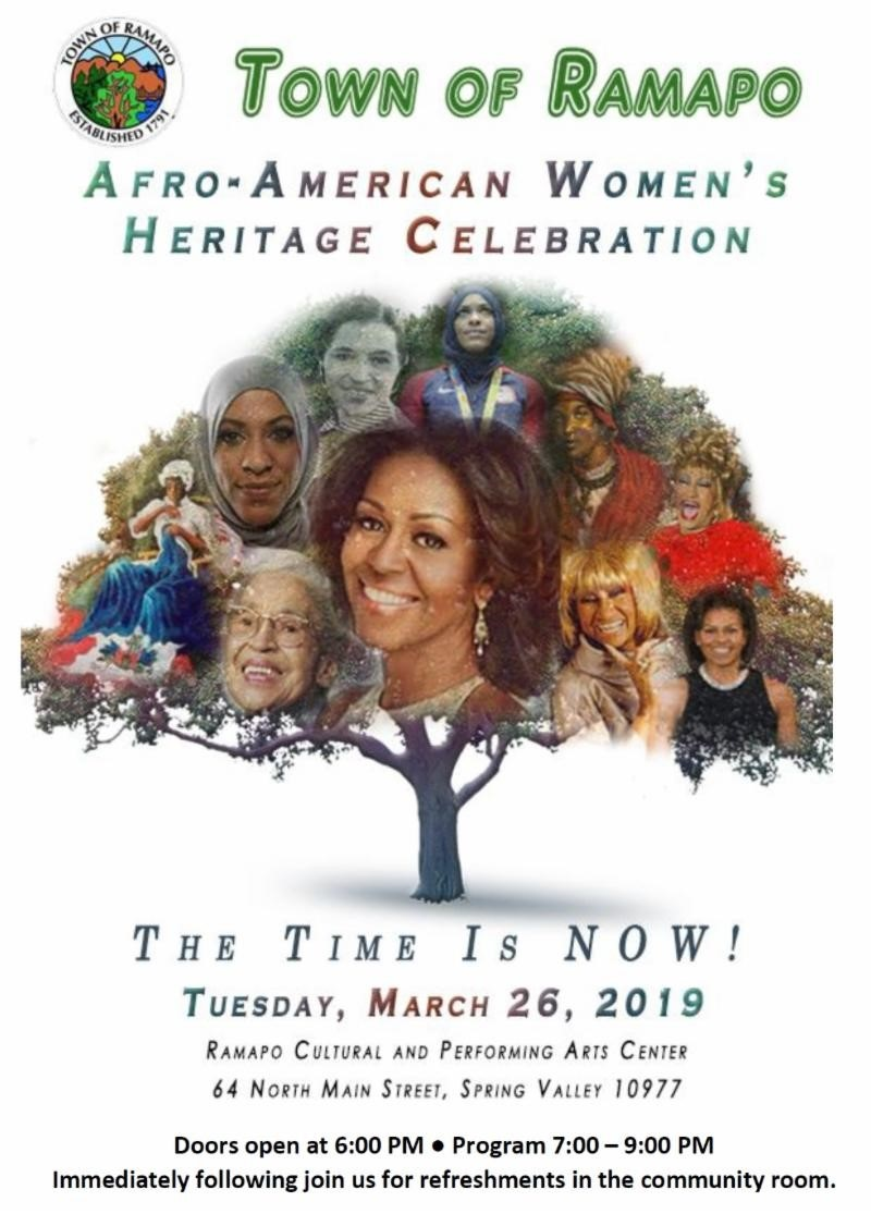 Afro American Heritage 2019